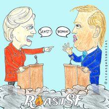 The Election Roast: Hillary vs Donald