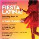 Fiesta Latina! / W Hotel San Francisco