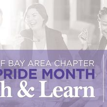 NAGLREP SF Pride Month Lunch and Learn