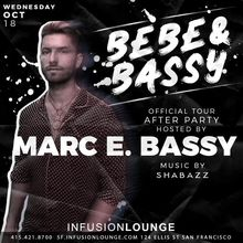 Official Bebe & Bassy Tour After Party