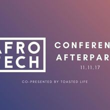 Blavity x Toasted Life Afrotech After Party ft. Surprise DJ