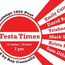 The Festa Times Comedy Showcase