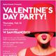 Valentine's Day Party at W HOTEL