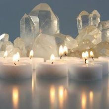 Monthly Crystal Meditation - December Crystal: Clear Quartz
