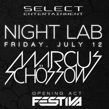 Night Lab: Marcus Schossow