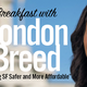 GGBCsf: Breakfast with Hon. London Breed, President, SF Board of Supervisors in Union Square