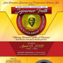 Sojourner Truth Awards & Scholarship Luncheon
