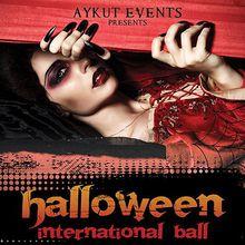 HALLOWEEN INTERNATIONAL BALL @ FAIRMONT HOTEL San Francisco