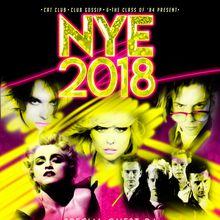 80s NYE 2018