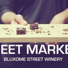 Bluxome Street Winery's Meet Market