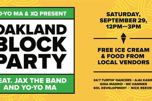 Oakland Block Party (ft. Ja...