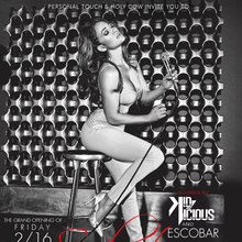 Friday 2/16 SEDUCTIVE Grand Opening w/ KID VICIOUS & ESCOBAR FREE w/ RSVP