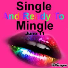 Single and Ready to Mingle Singles Party