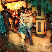 A night for Swing Dancing with the Hot Club of San Francisco