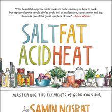 Samin Nosrat & Wendy McNaughton: Salt, Fat, Acid, Heat