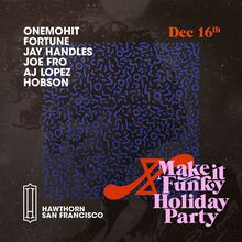 Make It Funky Holiday Party