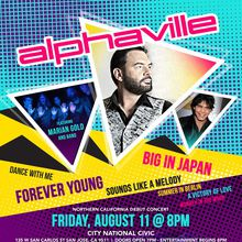 Alphaville Live In Concert - Forever Young, Big In Japan & more!