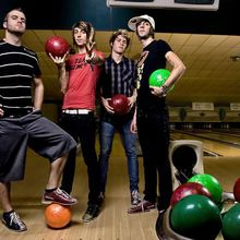 Pierce The Veil and All Time Low