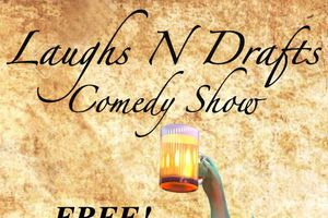 Laughs N Drafts-Free Comedy...