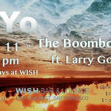 ExYo: The Boombox Affair