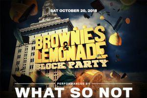 Brownies & Lemonade:  Block...