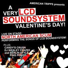 A Very LCD Soundsystem Valentine's Day