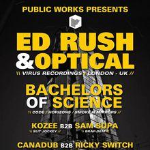 Ed Rush & Optical