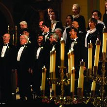 Mission Dolores Basilica Choir Candlelight Christmas Concert