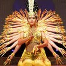 China Disabled People's Perf. Arts Troupe: Thousands Of Helping Hands