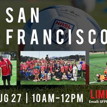 SF Pro Soccer Clinic