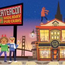 Sweater-Con 2018: San Francisco Holiday Pub Crawl