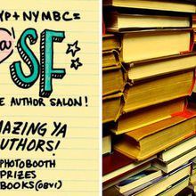NYMBC 2nd Annual TEENQUAKE AUTHOR PARTY at Books Inc. Opera Plaza