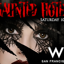 Haunted Hotel W San Francisco
