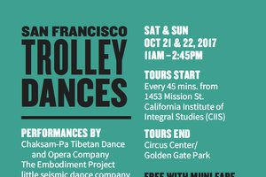 San Francisco Trolley Dance...