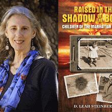 D. LEAH STEINBERG at Books Inc. Mountain View
