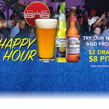 Happy Hour: Two for One Thursdays