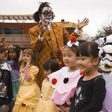 Yerba Buena Gardens Children's Garden Presents 19th Annual Halloween Hoopla