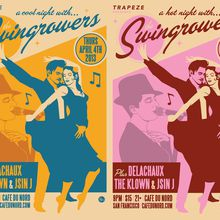 A Hot Night with the Swingrowers!