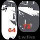 """t.w.five's """"64/72"""""""