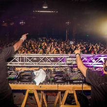 Playground Camp Fundraiser with Carl Cox & Joseph Capriati