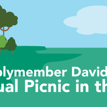 Assemblymember David Chiu's 3rd Annual Picnic in the Park