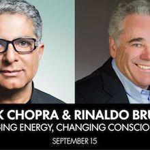 Deepak Chopra and Rinaldo Brutoco: Changing Energy, Changing Consciousness
