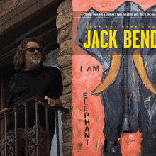 Jack Bender In Conversation with Jason Ritter at Books Inc. Opera Plaza