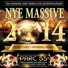 NYE Massive 2014
