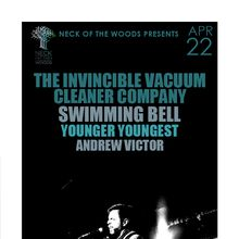 THE INVINCIBLE VACUUM CLEANER COMPANY, Swimming Bell, Younger Youngest, Andrew Victor