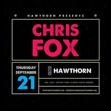 Hawthorn Thursdays with Chris Fox