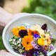 The Art of Arranging with Edible Flowers