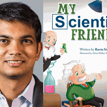 Sunday Storytime with RAVIN SINGH at Books Inc. Santa Clara