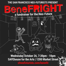 BeneFRIGHT: A Fundraiser for the Neo-Future