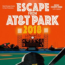 Escape from AT&T Park 2018: The 9th Inning Comeback